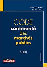 Code des marchés publics Charrel